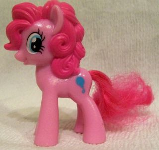 My LIttle Pony 2011 Pinkie Pie 2 McDonalds Happy Meal Toy G4 Loose
