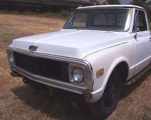 1969 Chevy C 30 Dually Longhorn Bed Complete But No Engine
