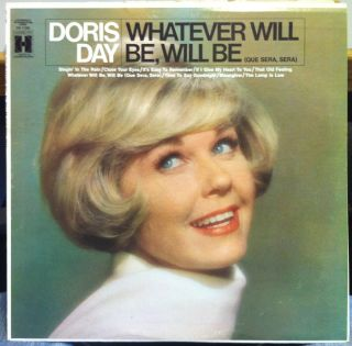 1968 Doris Day Whatever Will Be Will Be LP VG HS 11282 Record 1A 1B