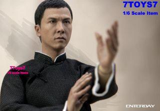 Enterbay 1 6 IP Man Box Set Donnie Yen Wing Chun EB009Z