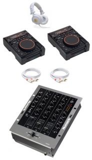 mp3 dual usb dj scratch turntable player numark m4 3 channel dj mixer