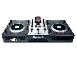 Numark Mixdeck Dual CD  iPod USB DJ System Mix Deck