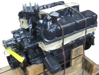 Volvo Penta 5 0L Long Block Base Engine EFI Boat Motor Ford