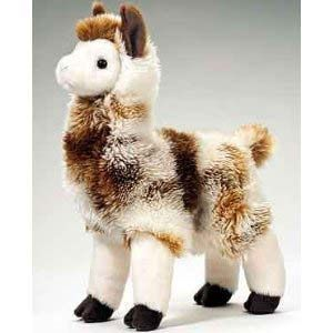 Douglas LIAM LLAMA Alpaca Plush Toy 11 Stuffed Animal NEW