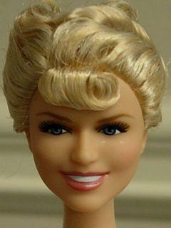Barbie Pillow Talk Doris Day Nude Doll w Stand New