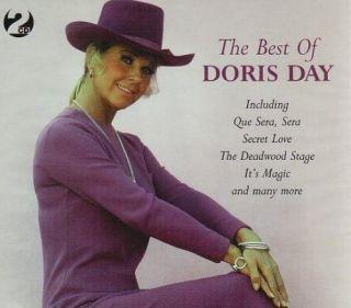 Doris Day Best of 49 Songs Que Sera Sera Secret Love New SEALED 2 CD