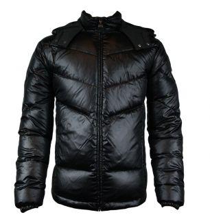 Armani EA7 271285 1W340 Mens Down Jacket AW11 Oxford Black