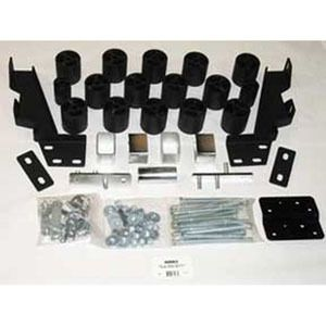 Performance Accessories 3 Body Lift Kit Dodge RAM 1500 2500 00 02