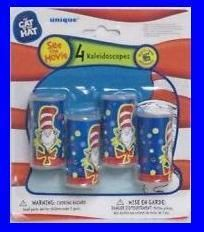 Dr Seuss The Cat In The Hat Birthday Party Favors NIP Read Across