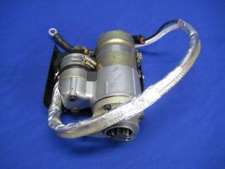 Dodge Mopar Quarter Master R5 V8 Engine Starter Used NASCAR Racing No