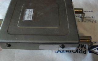 REMAN MITSUBISHI 3000GT DODGE STEALTH MD159963 DOHC FED ECM ECU PCM