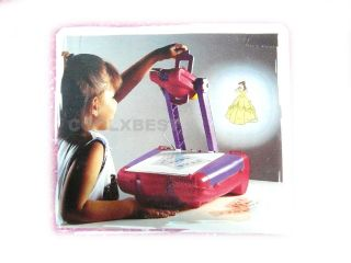 Disney Princess Magic Artist Project Draw Projector Drawing Kit
