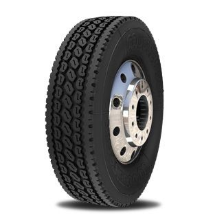 Double Coin RLB400 295 75R22 5 Mud Snow Truck Tires 14 Ply 29575225