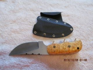 Larry Dougherty Custom Fixed Blade Knife