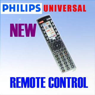 Universal Icon Remote Control TV DVD VCR SAT Cable CD Player