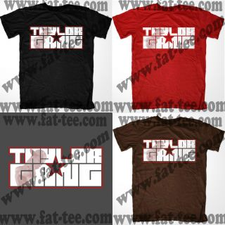 Wiz Khalifa Taylor Gang Star Boy Promo T Shirt Tee