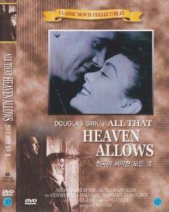All That Heaven Allows 1955 Jane Wyman DVD