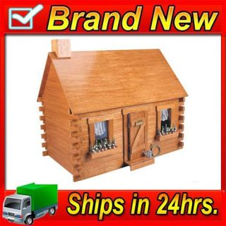 Wood Craft Assembly Dollhouse