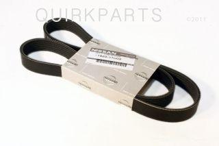 1995 2003 Nissan Maxima Belt Compressor Drive Belt GENUINE OEM NEW
