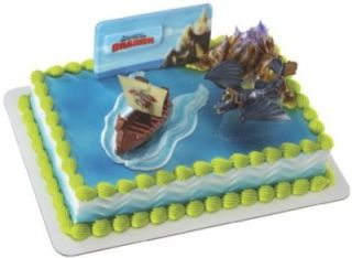 How To Train Your Dragon Cake Topper Kit