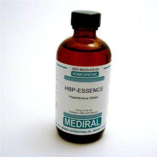 oz Mediral Homeopathic hbp Essence Blood Pressure Hypertension