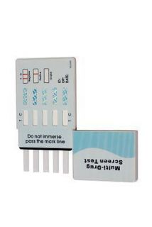 Instant 5 Panel Drug Testing Kit Test for 5 Drugs