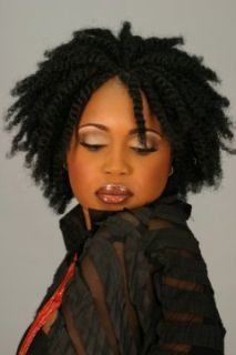 Kanekalon Afro Kinky Bulk Hair Extension Twist Braids Dreadlocks 12