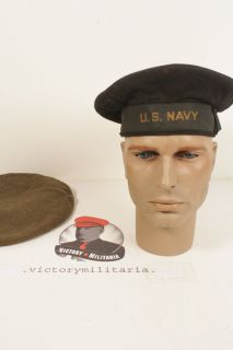 WWII US Navy Donald Duck Hat Hat Cover