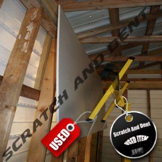 Drywall Lift 11  Foot Hoist Panel Jack Lifter