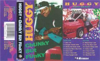 Huggy Chunky But Funky Newark New Jersey Rap Hip Hop
