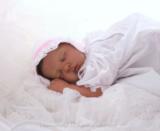 Aisling Donnelly Reborn Doll Baby Ethnic Bi racial by Phil Donnelly