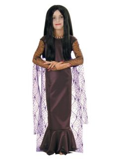 Family Gothic Vampire Witch Dress Up Halloween Child Costume