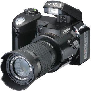 720P Telephoto Digital Video Camcorder Camera Wide angle+Telephoto DV