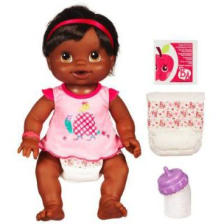 and Wiggles African American Doll Dress Bottle Diaper Juice Box