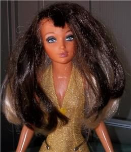 Vintage 18 Hair Changing Ideal 1973 Tiffany Taylor Doll