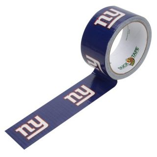 Duck Brand 240492 1 88 inch by 10 Yard New York Giants NFL Team Logo