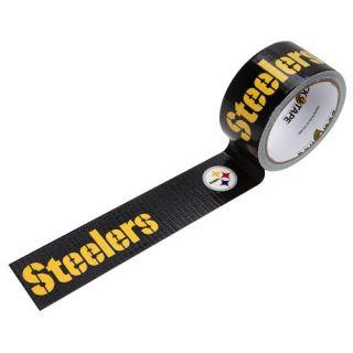 Duck Brand 240486 1 88 inch 10 Yard Pittsburgh Steelers NFL Team Logo