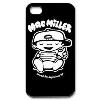 Mac Miller Most Dope Taylor Gang Incredibly Dope Appe Iphone 4 4s Case