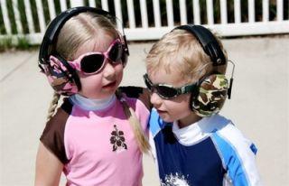 Baby Banz Ear Muffs by Baby Banz Pink Diva Camo 6M Cool