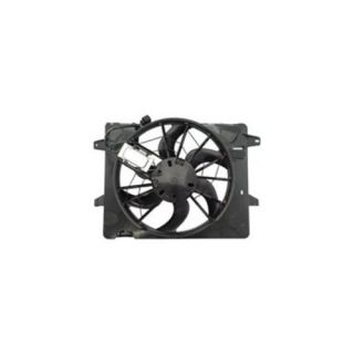 New Dorman 620 120 Radiator Cooling Fan Assembly Ford Lincoln Mercury