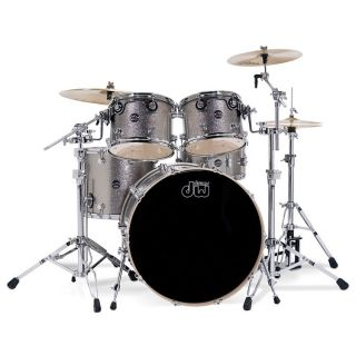 PS5PTS Performance Series 5pc Titanium Sparkle Drum Shell Pack