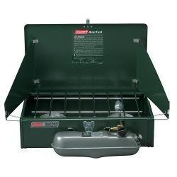 coleman 2 burner dual fuel liquid fuel stove features 2