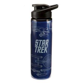 Enterprise New Water Bottle Stainless Steel 25 oz Flip Top Eco