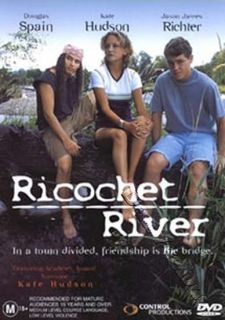 Ricochet River New PAL DVD Kate Hudson Douglas Spain