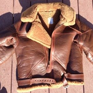 Eastman Leather ELC WWII Irvin Jacket Rare Vintage Special Edition WW2