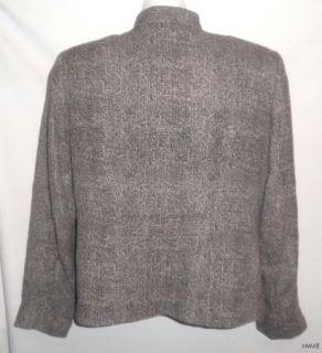 Fabulous Due per Due Petite Asian Style Silk Jacket 8P