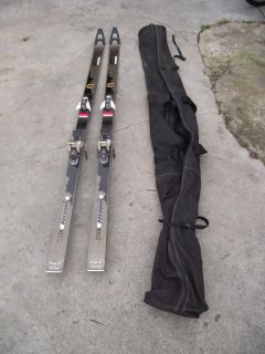 Rossignol Open XP 11 193cm Skis with Bag