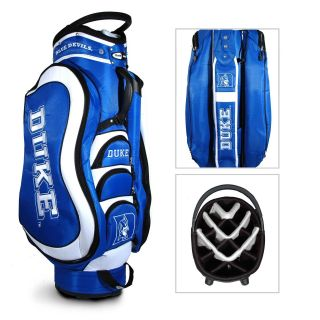 Licensed Team Duke University Blue Devils Medalist Golf Cart Bag Free