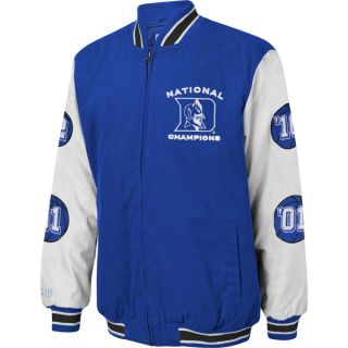 Duke Blue Devils Royal Hall of Fame Commemorative Jacket