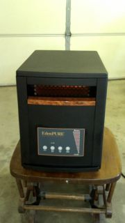 Eden Pure Heater Gen 3 Works Great with Remote